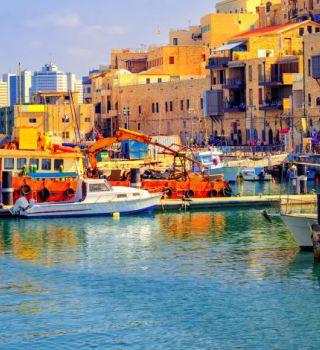 israel en voyage