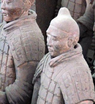 Triangle Pékin - Xi'an - Shanghai