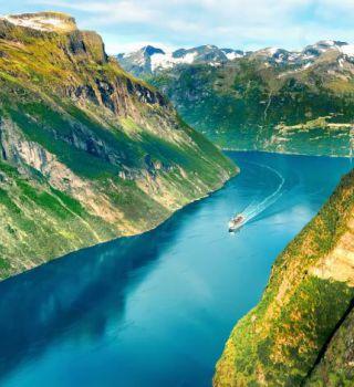 les fjords de norvege